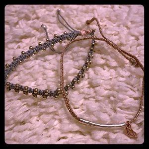 String bracelet set
